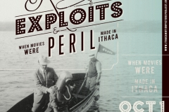 Poster for Romance Exploits Peril_A