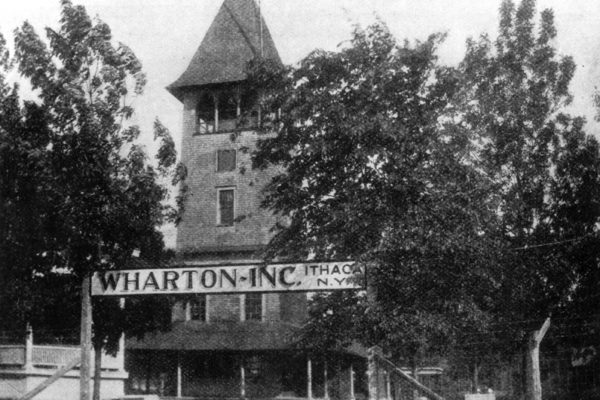 Wharton Studio Museum