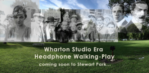 Wharton Studio Era Headphone Walking-Play