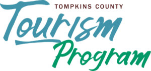 Tompkins County Tourism Program Logo