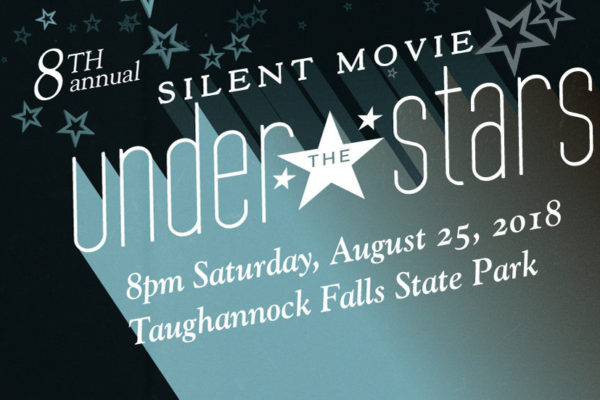 Silent Movie Under The Stars