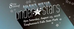 8th Annual Silent Movie Under The Stars