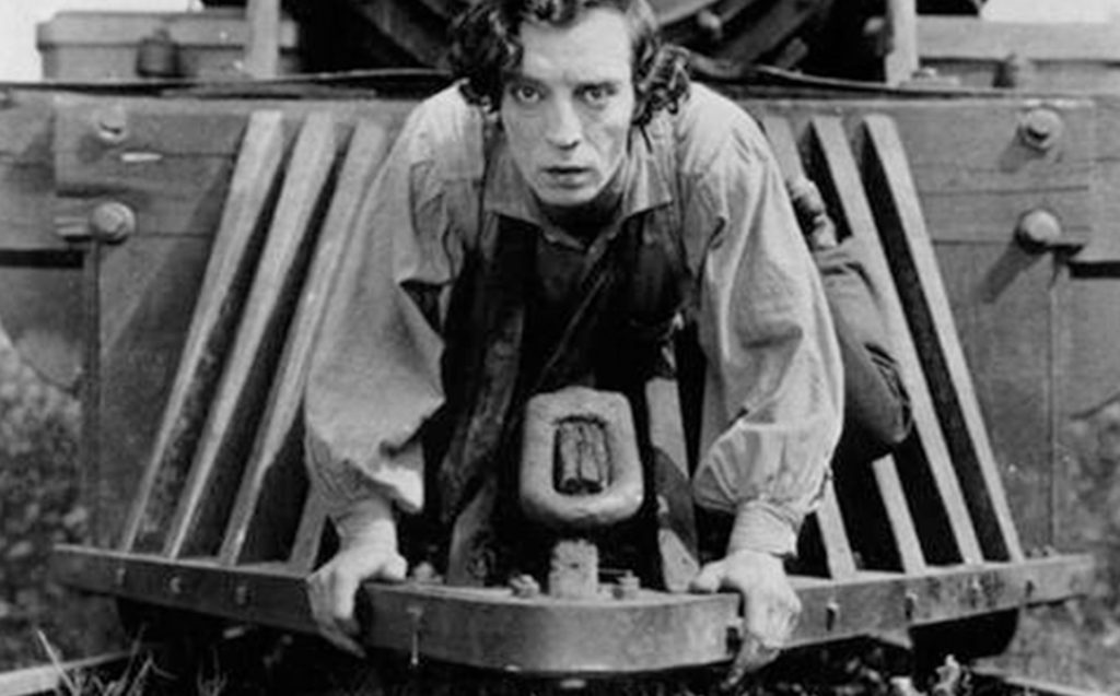 The General Buster Keaton