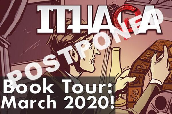 ITHAQA BOOK TOUR